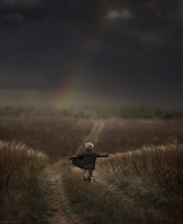 【攝影蟲】媽媽攝影師的孩子成長日誌____Elena Shumilova_图1-21