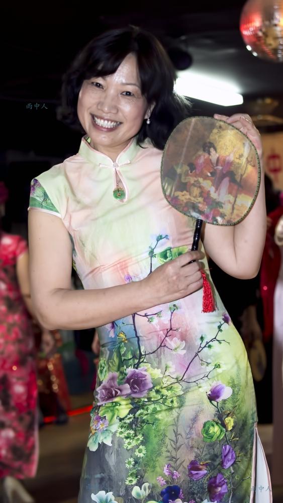 中国旗袍会纽约分会2015年迎春联欢会_图1-13