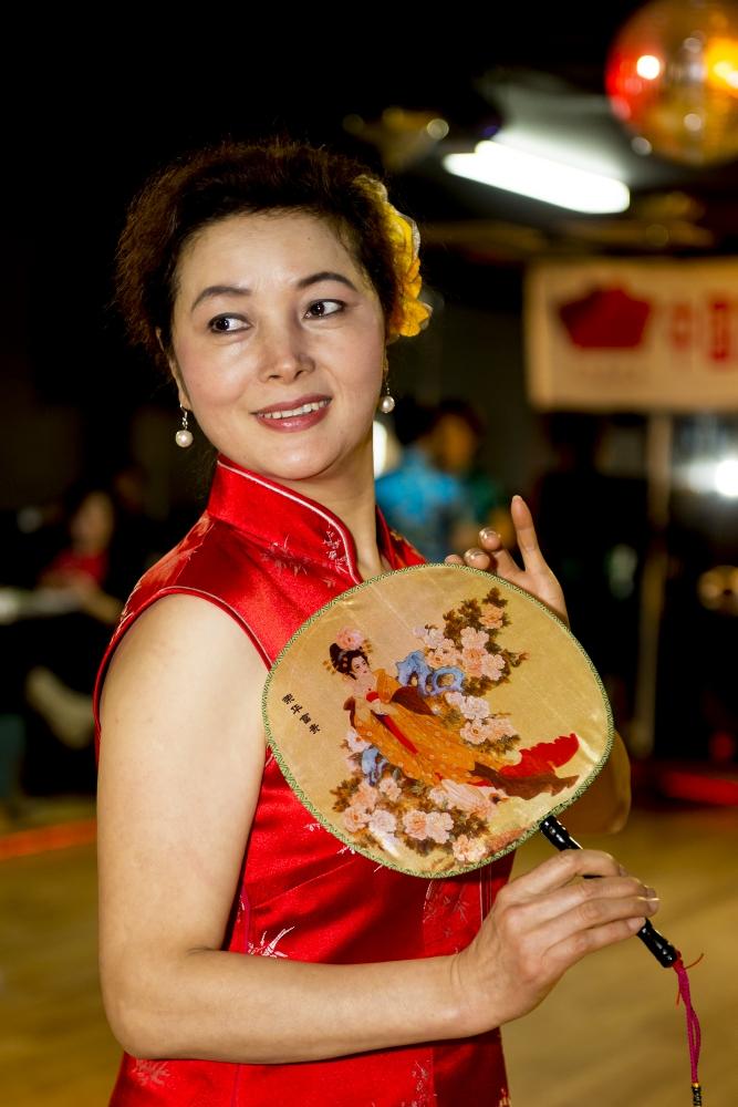 中国旗袍会纽约分会2015年迎春联欢会_图1-14