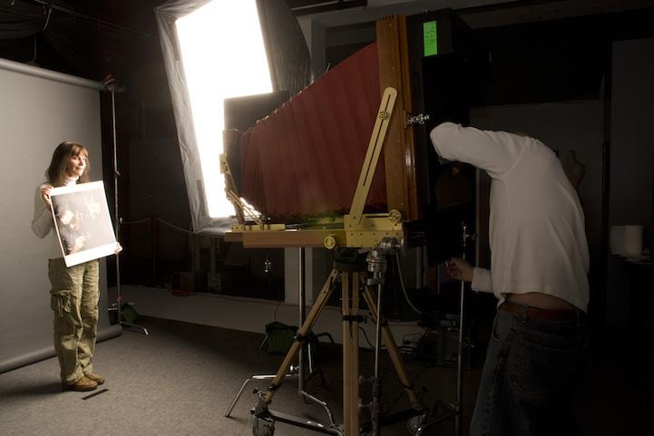 【攝影蟲】殿堂級攝影師願當模特的龐然怪物_图1-14