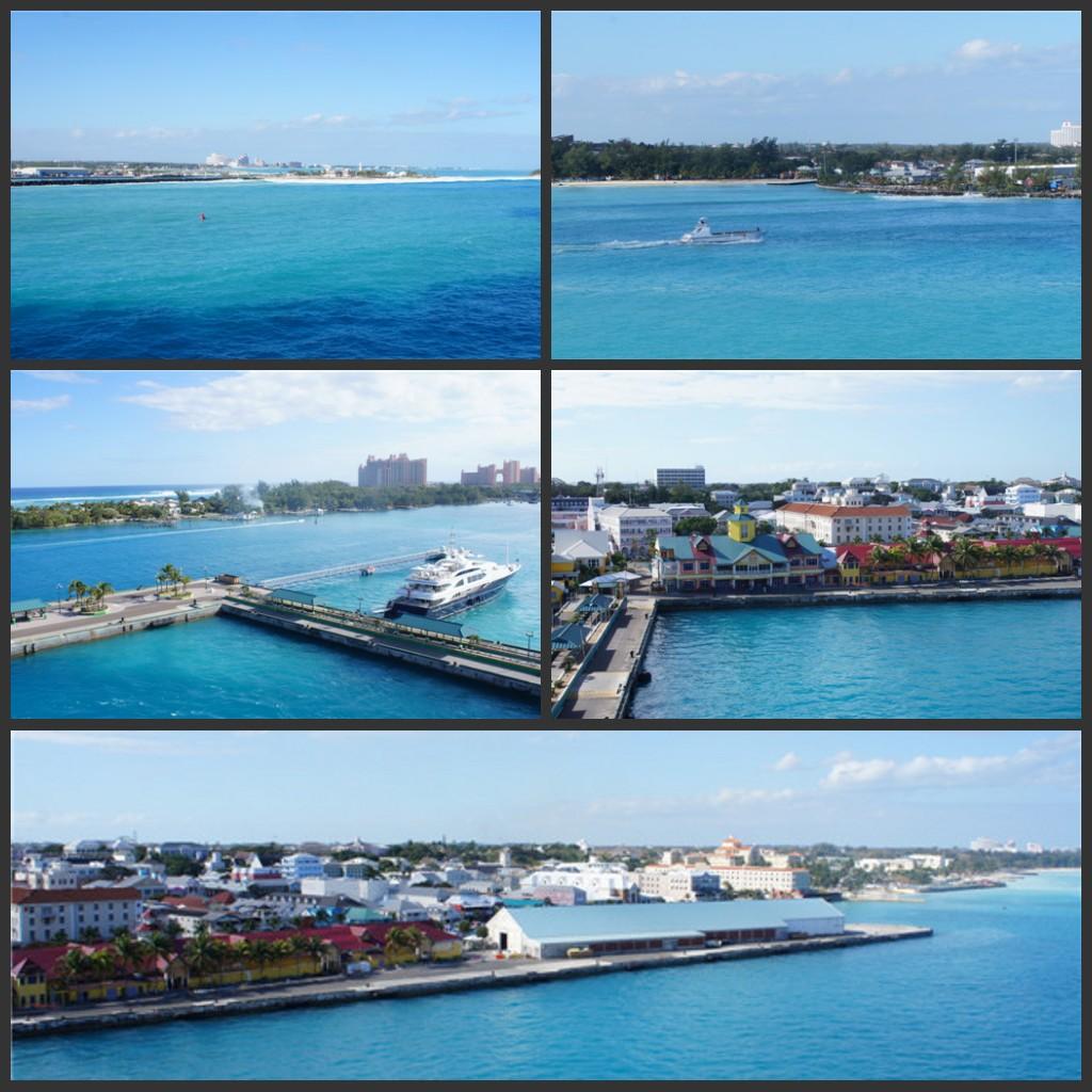 迈阿密至巴哈马----游轮之旅(六)_图1-1