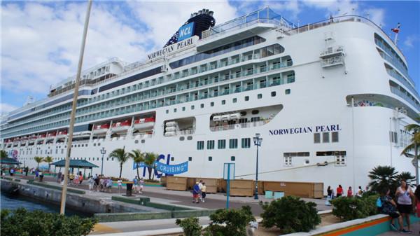 迈阿密至巴哈马----游轮之旅(六)_图1-5