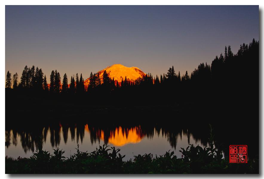 《酒一船摄影》:雷尼尔山国家公园行_图1-1