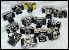 老旁轴相机镜头在数码相机上的表现