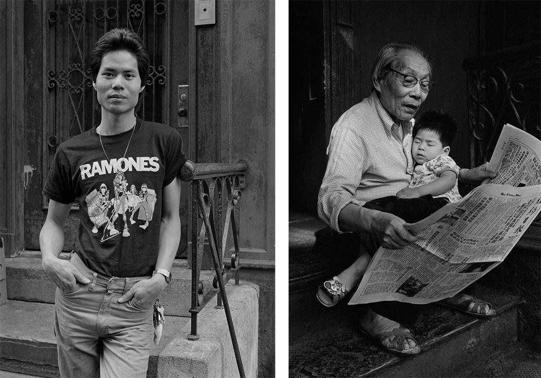 【攝影蟲】三十年前的紐約唐人街___Bud Glick_图1-2
