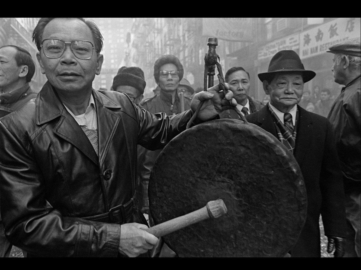 【攝影蟲】三十年前的紐約唐人街___Bud Glick_图1-6