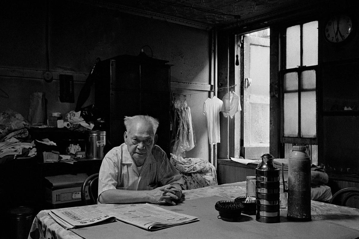 【攝影蟲】三十年前的紐約唐人街___Bud Glick_图1-7