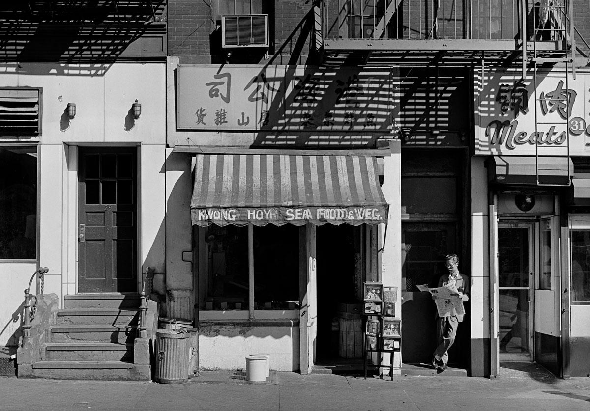 【攝影蟲】三十年前的紐約唐人街___Bud Glick_图1-14