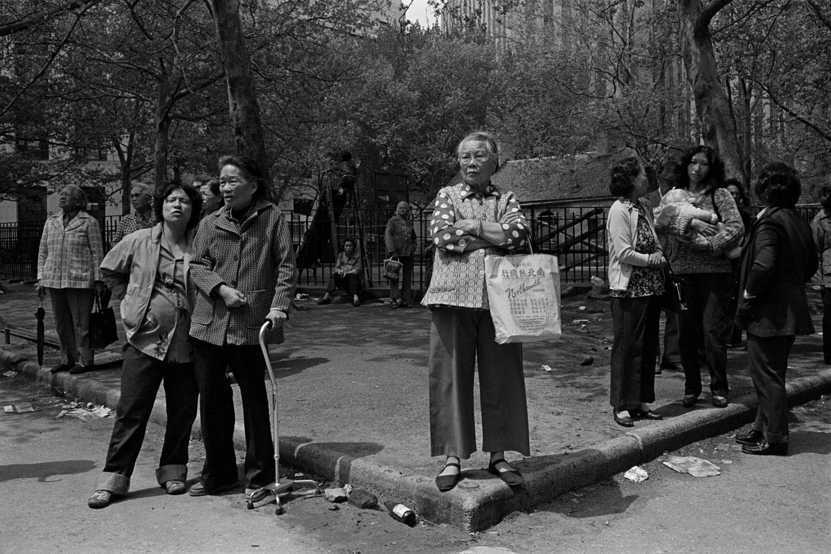 【攝影蟲】三十年前的紐約唐人街___Bud Glick_图1-15