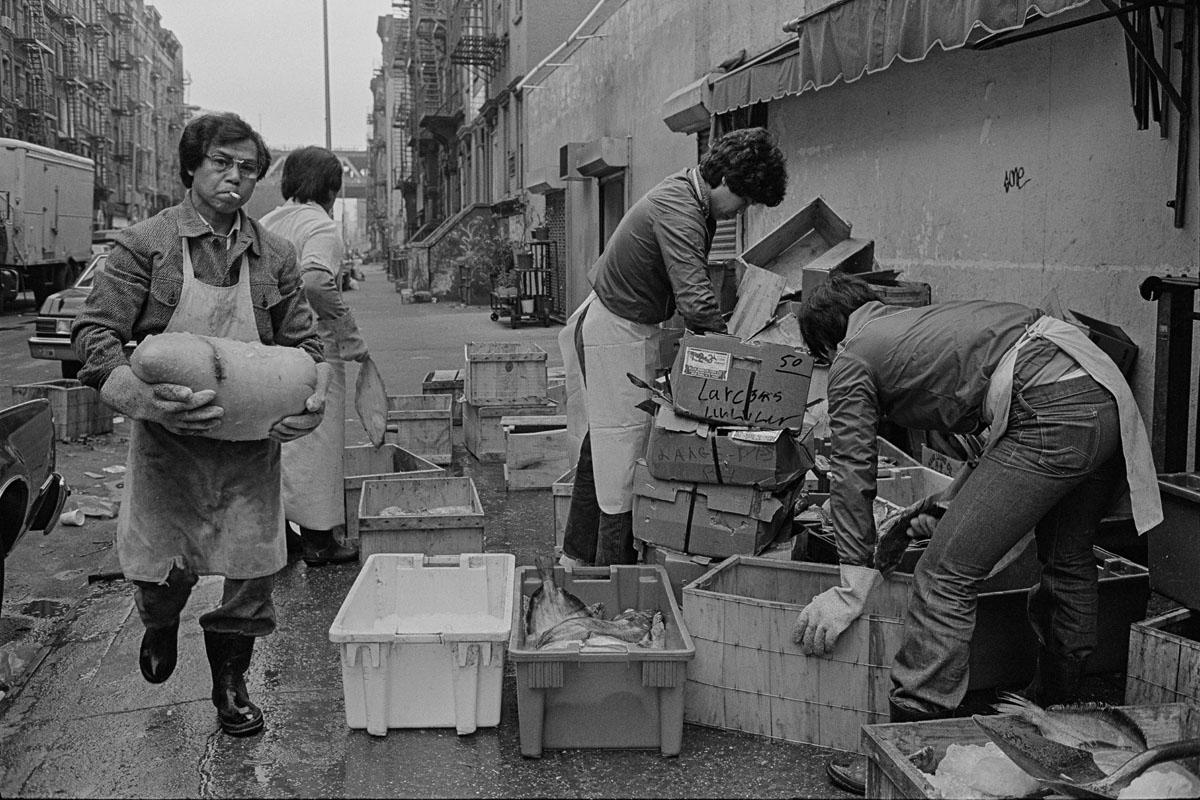 【攝影蟲】三十年前的紐約唐人街___Bud Glick_图1-23