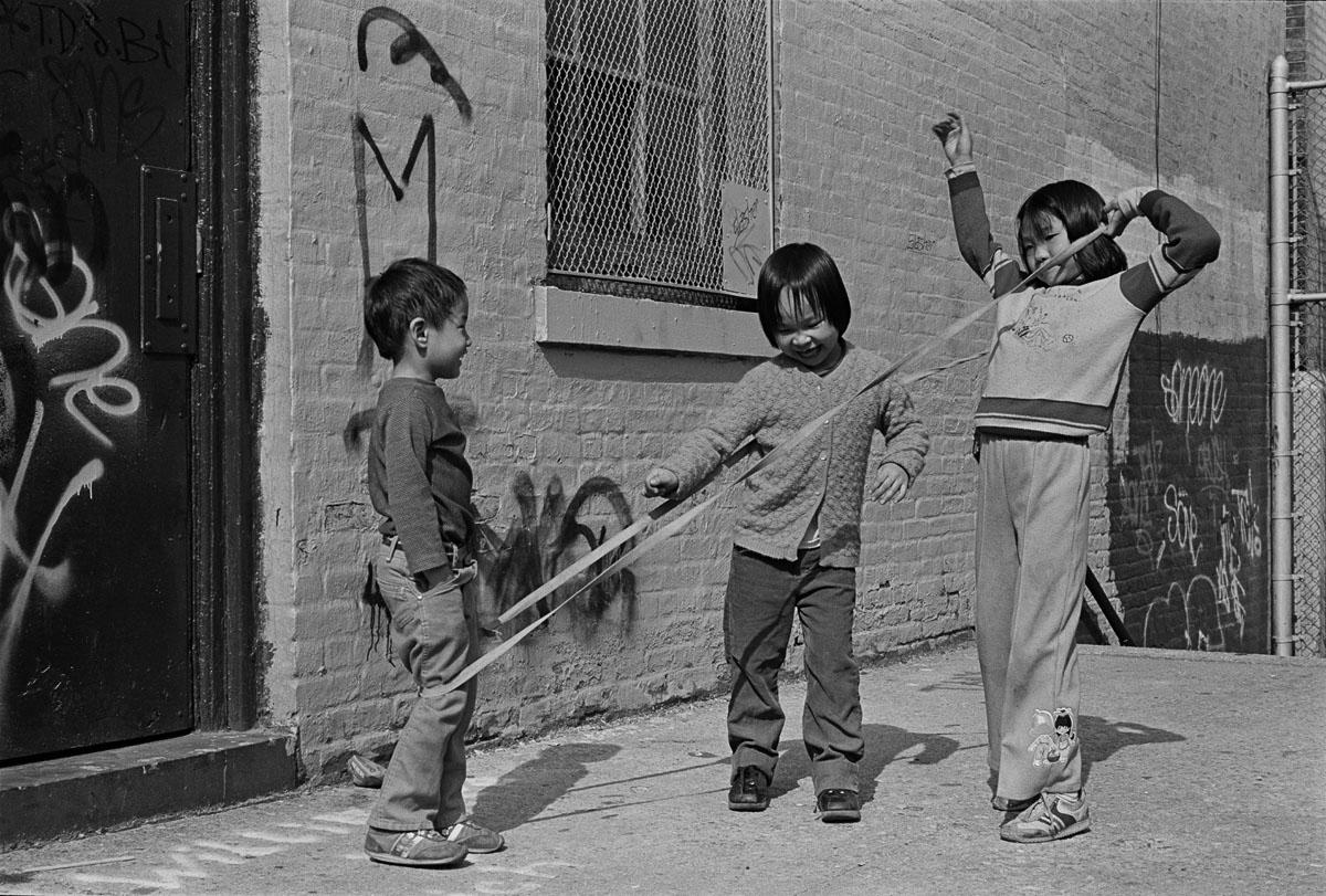 【攝影蟲】三十年前的紐約唐人街___Bud Glick_图1-25