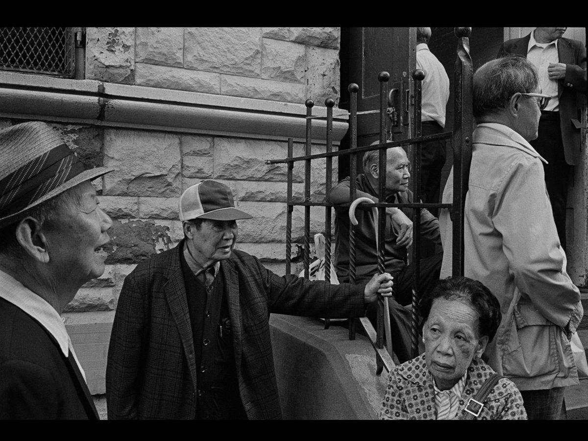 【攝影蟲】三十年前的紐約唐人街___Bud Glick_图1-26
