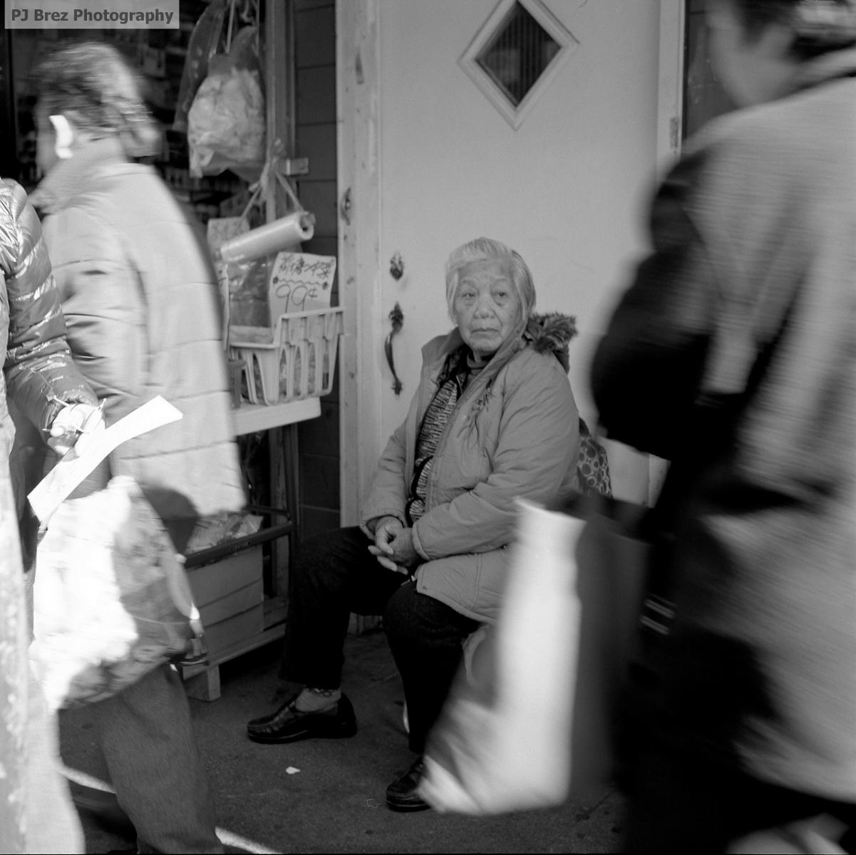 【攝影蟲】三十年前的紐約唐人街___Bud Glick_图1-31