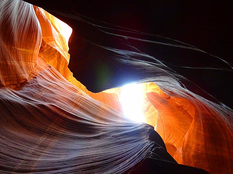 卡机随拍 奇妙的亚利桑那州羚羊峡谷_图1-15