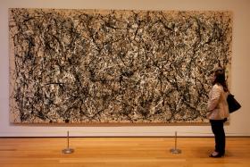 参观MOMA现代艺术博物馆