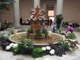 华盛顿的国家艺术馆
