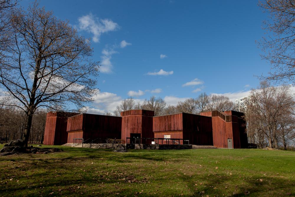 参观李堡历史公园