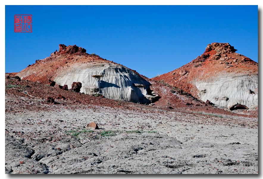 """《酒一船摄影》:惊艳北区""""必死台""""(Bisti Wilderness)_图1-25"""