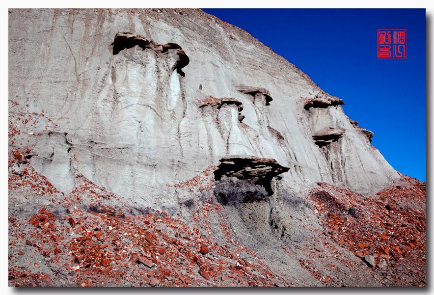 """《酒一船摄影》:惊艳北区""""必死台""""(Bisti Wilderness)_图1-27"""