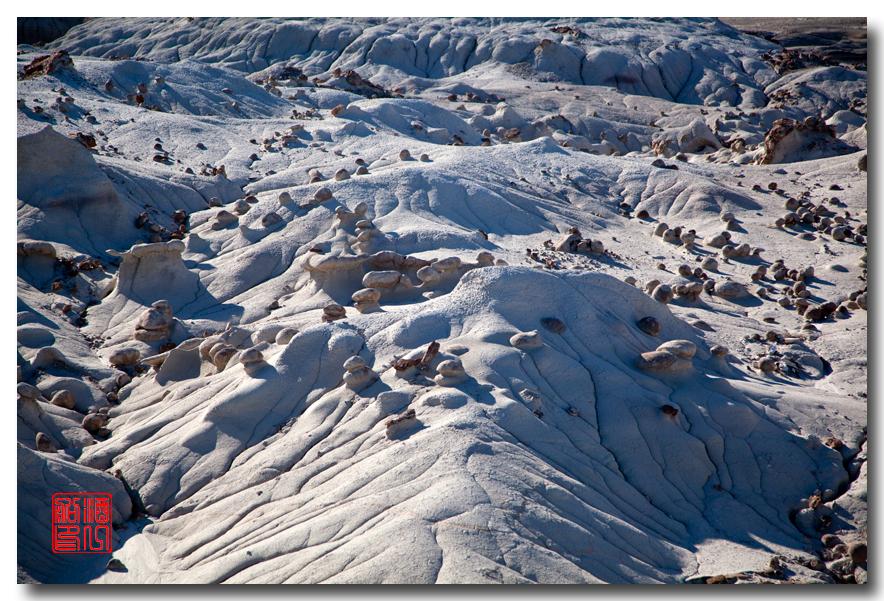 """《酒一船摄影》:惊艳北区""""必死台""""(Bisti Wilderness)_图1-31"""