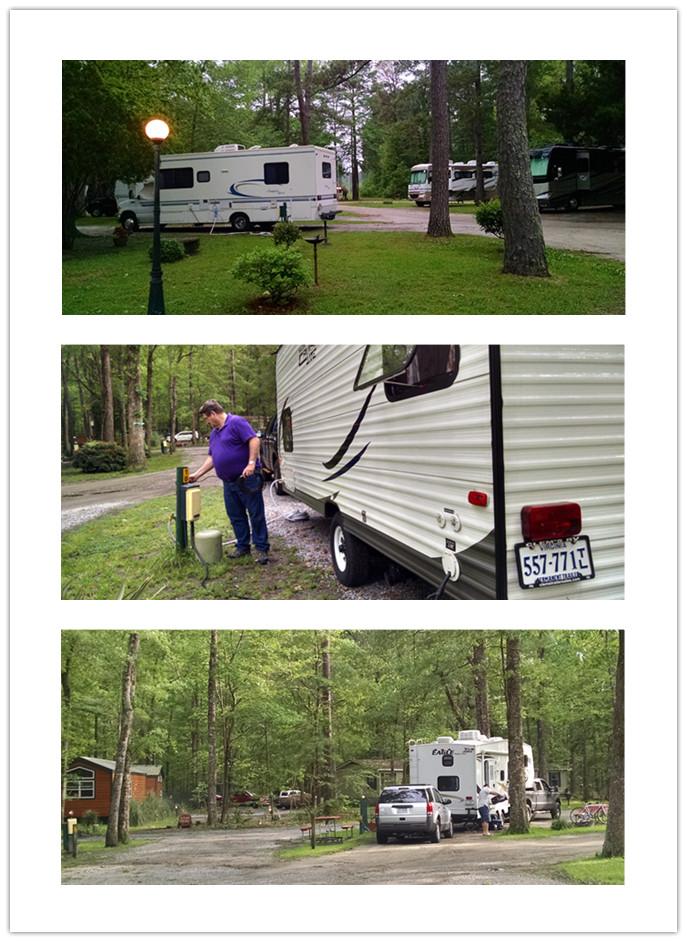 揭秘美国银发露营一族----Camping初体验(二)_图1-7