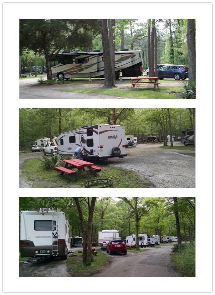 揭秘美国银发露营一族----Camping初体验(二)_图1-9