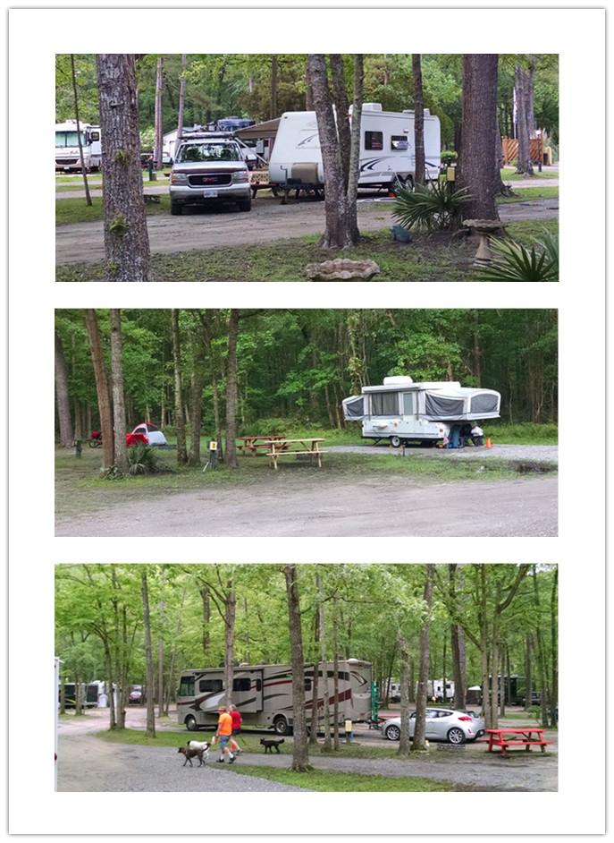 揭秘美国银发露营一族----Camping初体验(二)_图1-10