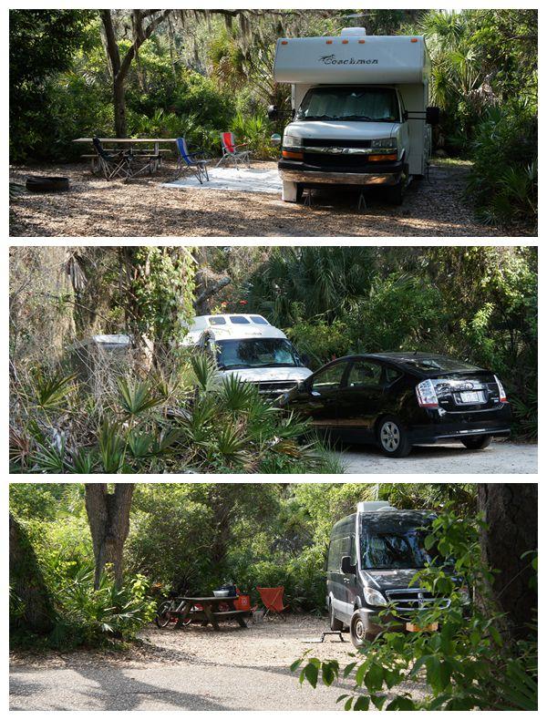 揭秘美国银发露营一族-----Camping初体验(三)_图1-11
