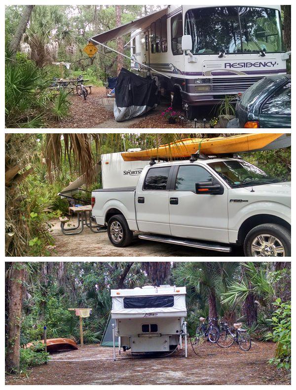 揭秘美国银发露营一族-----Camping初体验(三)_图1-13
