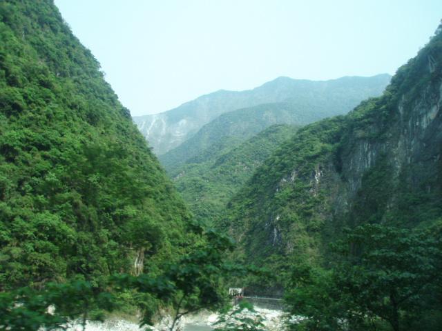 【汉良子】台湾行之八:太鲁阁