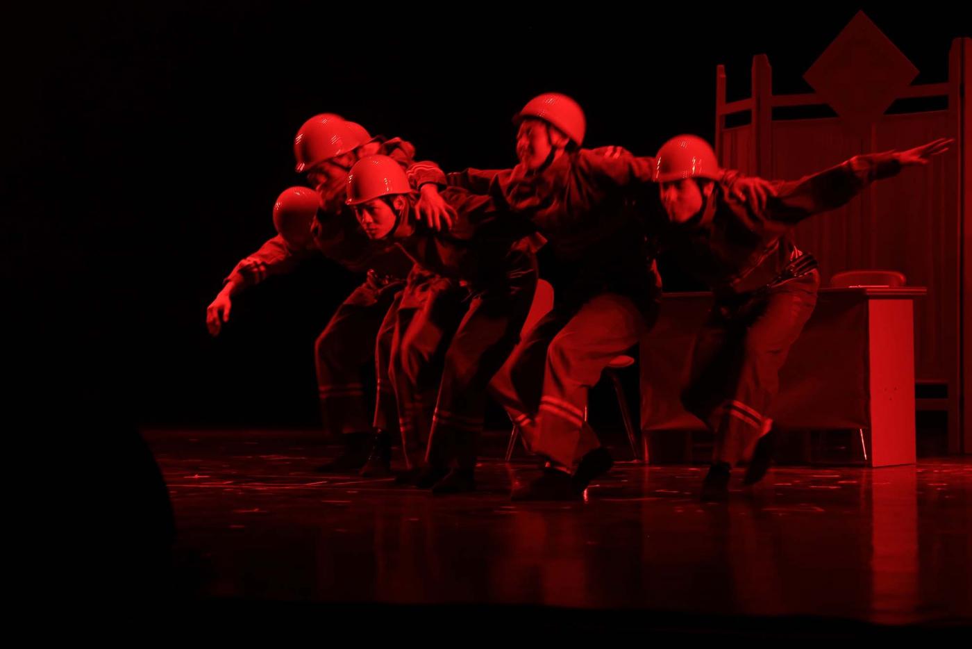 【达威】逆光下的舞台摄影_图1-3