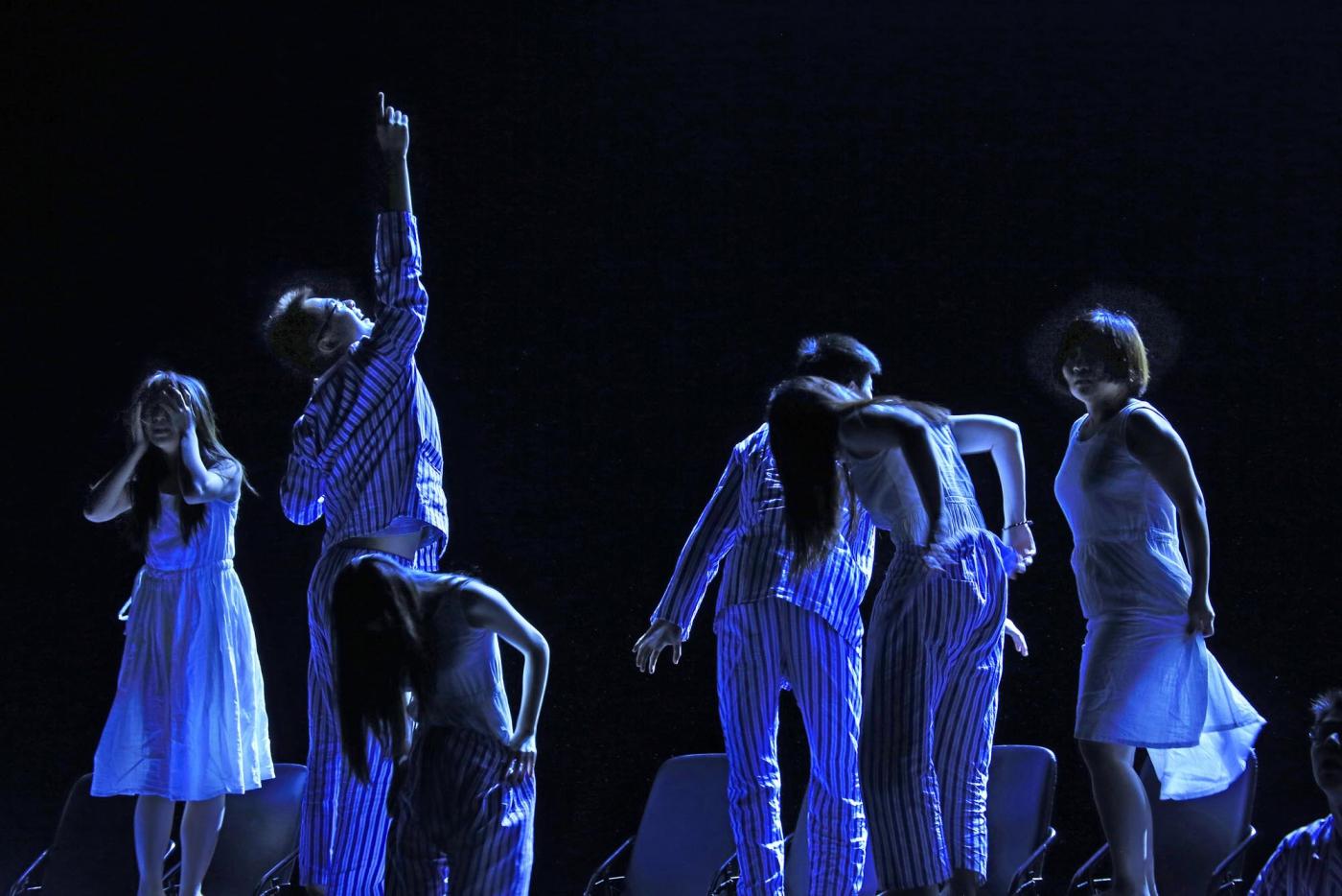 【达威】逆光下的舞台摄影_图1-1