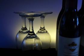 【达威】葡萄美酒夜光杯