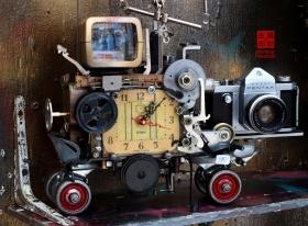 【攝影蟲】從垃圾堆中創作的藝術品