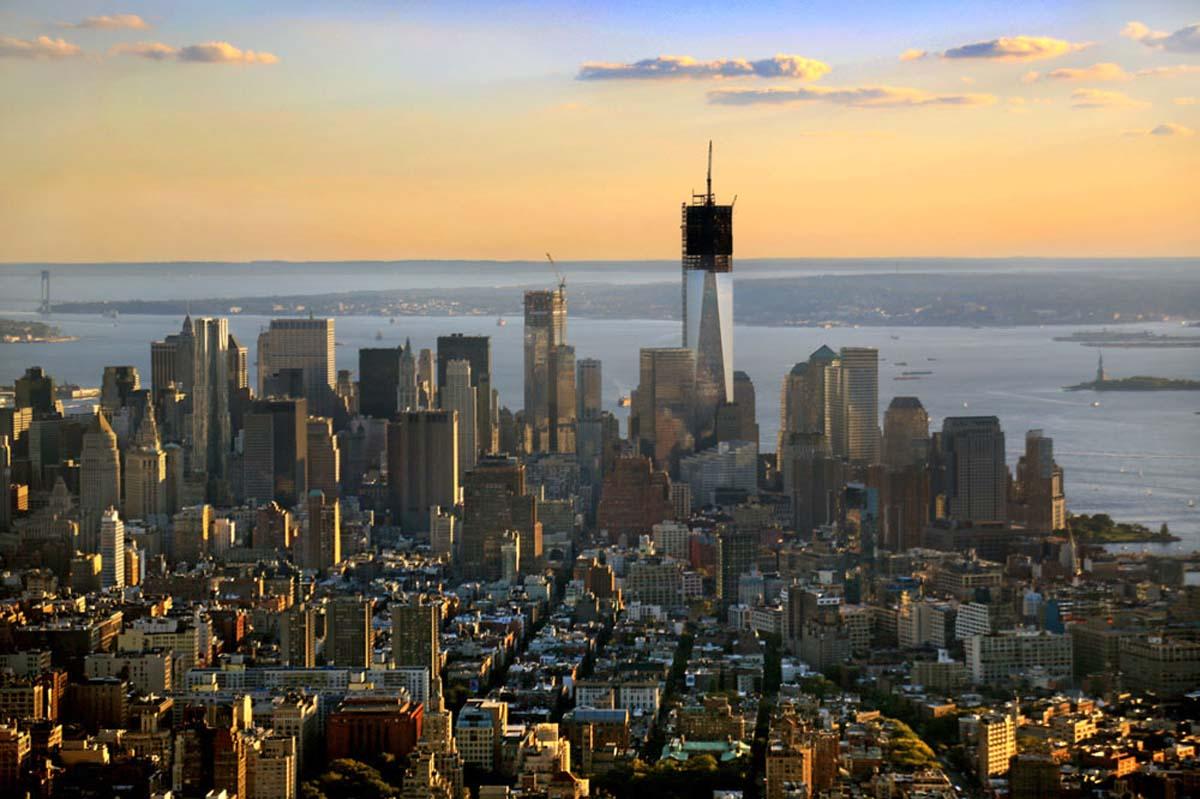 【达威】纽约的天际线_图1-15