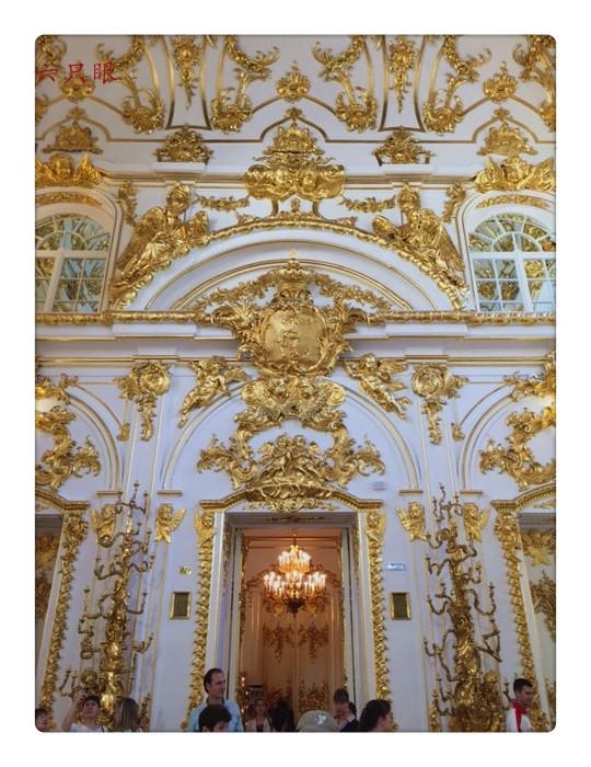 六只眼:圣彼得堡冬宫掠影_图1-6