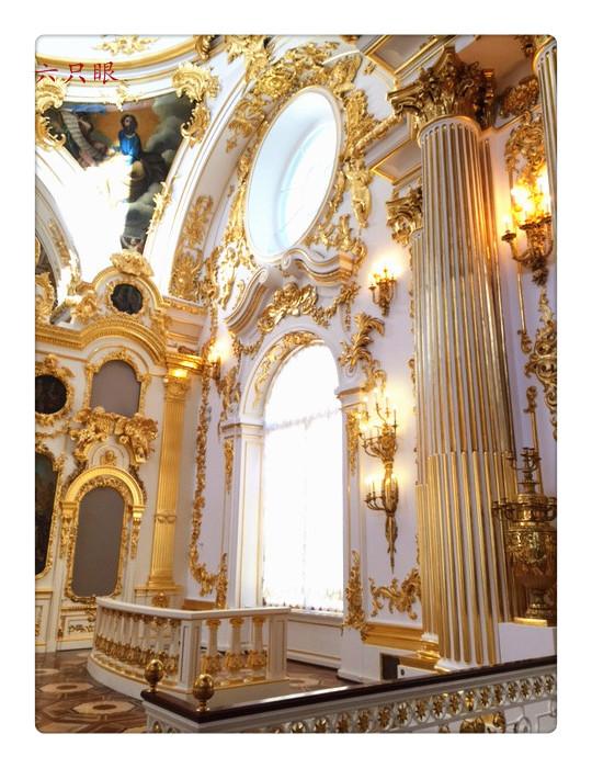 六只眼:圣彼得堡冬宫掠影_图1-9