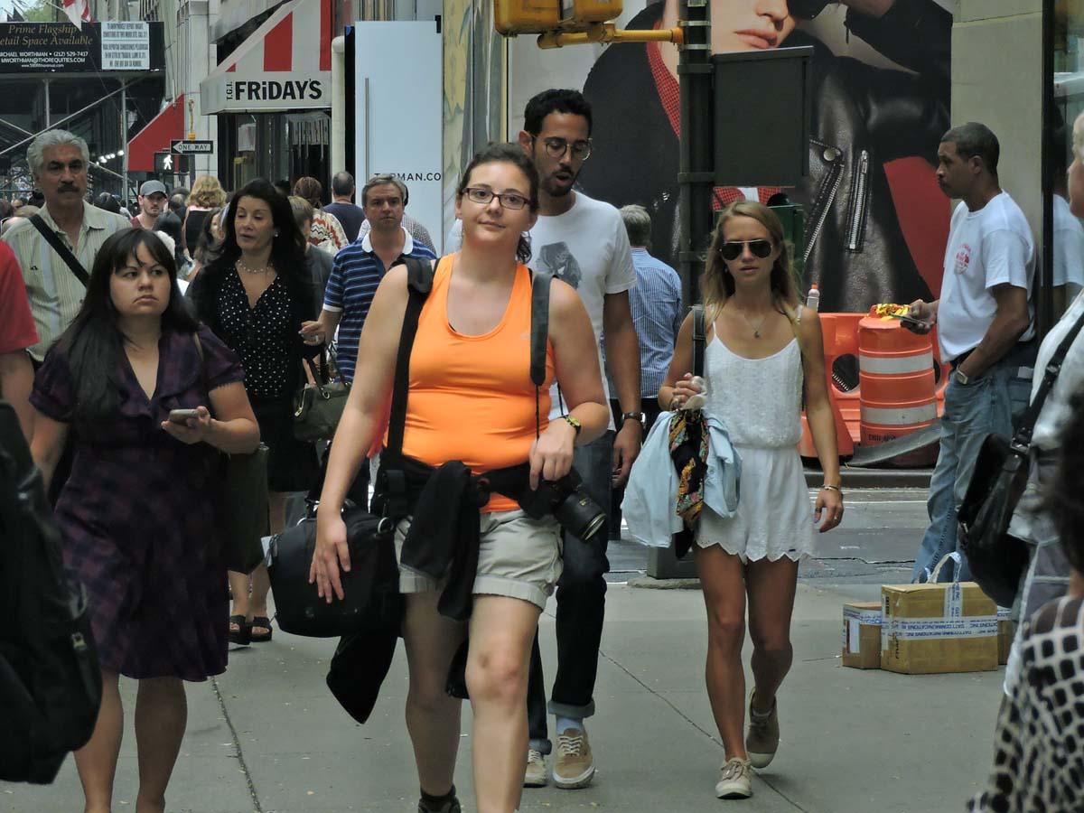 【达威】我在纽约玩街拍_图2-8