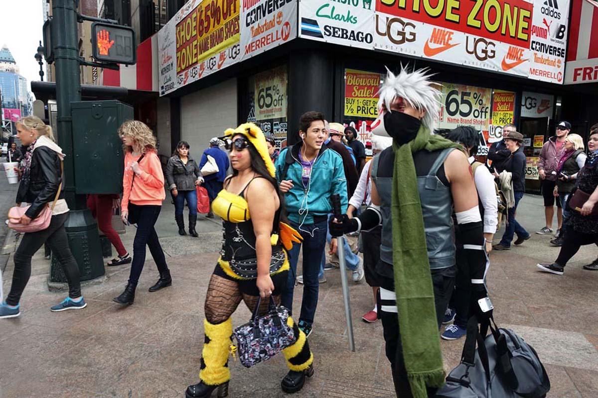【达威】我在纽约玩街拍_图2-4