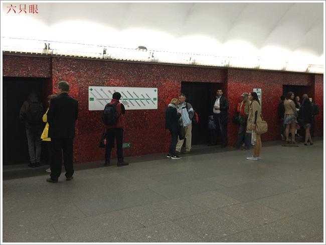 """六只眼:享有""""地下的艺术殿堂""""之美称的莫斯科地铁站_图1-5"""