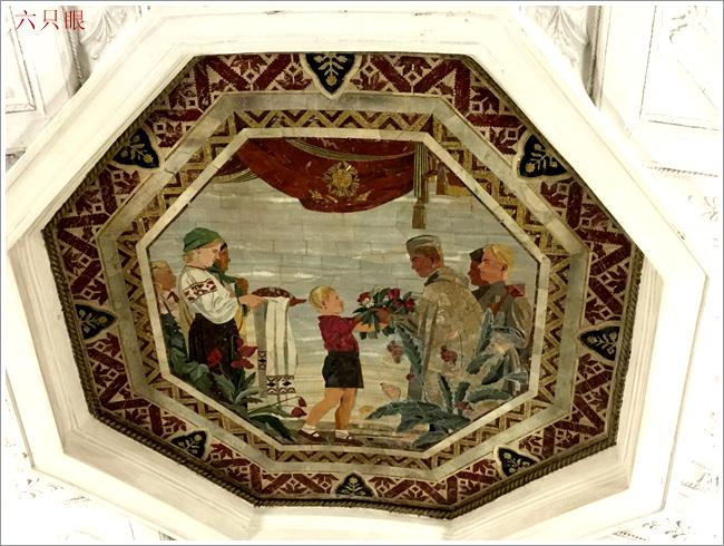 """六只眼:享有""""地下的艺术殿堂""""之美称的莫斯科地铁站_图1-11"""