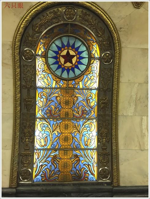 """六只眼:享有""""地下的艺术殿堂""""之美称的莫斯科地铁站_图1-7"""