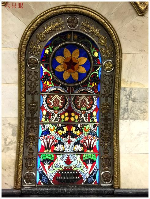 """六只眼:享有""""地下的艺术殿堂""""之美称的莫斯科地铁站_图1-8"""
