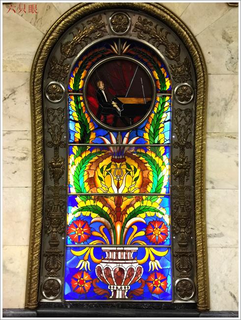"""六只眼:享有""""地下的艺术殿堂""""之美称的莫斯科地铁站_图1-6"""