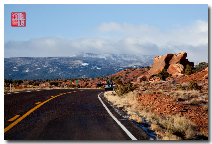 《酒一船摄影》:24号公路和 Goblin Valley 州立公园 - 西行大环圈之九 ..._图1-3