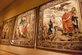 费城美术馆欧洲厅一瞥
