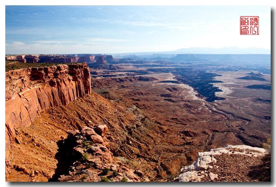 《酒一船摄影》:峡谷地国家公园 - 西行大环圈之十峡谷地国家公园 - 西行大环圈之十 . ..._图1-10