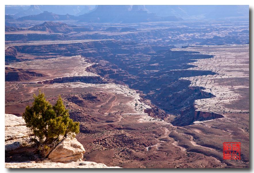 《酒一船摄影》:峡谷地国家公园 - 西行大环圈之十峡谷地国家公园 - 西行大环圈之十 . ..._图1-11