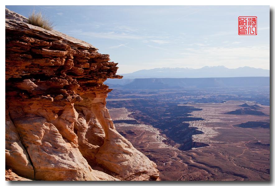 《酒一船摄影》:峡谷地国家公园 - 西行大环圈之十峡谷地国家公园 - 西行大环圈之十 . ..._图1-12