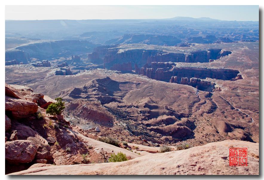 《酒一船摄影》:峡谷地国家公园 - 西行大环圈之十峡谷地国家公园 - 西行大环圈之十 . ..._图1-13